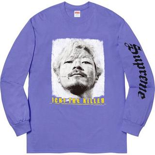 Supreme - Supreme Ichi The Killer L/S Tee Purple L