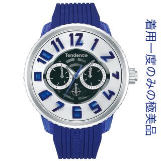 テンデンス(Tendence)のTendence  Flash 腕時計 ブルー(腕時計(アナログ))