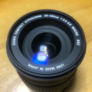 シグマ(SIGMA)の新品未使用 SIGMAレンズ 28-200mm(レンズ(ズーム))
