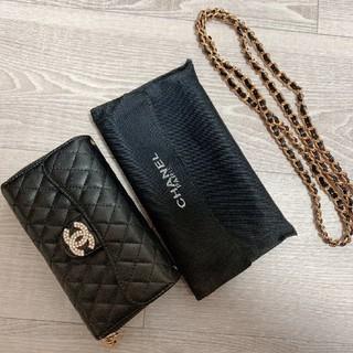 シャネル(CHANEL)のシャネル iPhoneケース 財布(iPhoneケース)