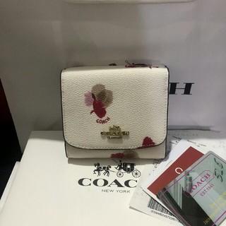 コーチ(COACH)の新品COACHコーチ二つ折り財布で国内発送 F53758(折り財布)