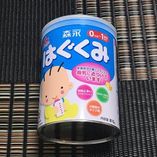 森永乳業 - 森永 はぐくみ 粉ミルク 大缶 810g