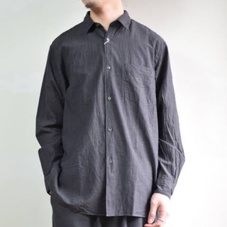 COMOLI - comoli ベタシャン シャツ サイズ3