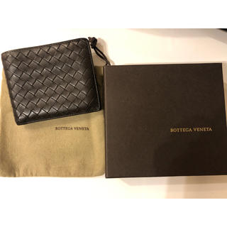 Bottega Veneta - BOTTEGA VENETA  ボッテガ 二つ折り財布 財布