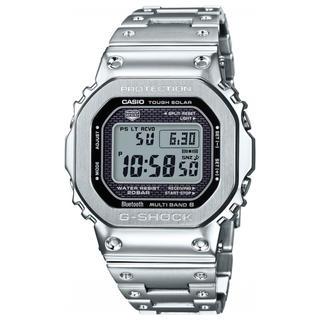 ジーショック(G-SHOCK)の【新品未使用】カシオ Gショック フルメタル シルバー(腕時計(デジタル))