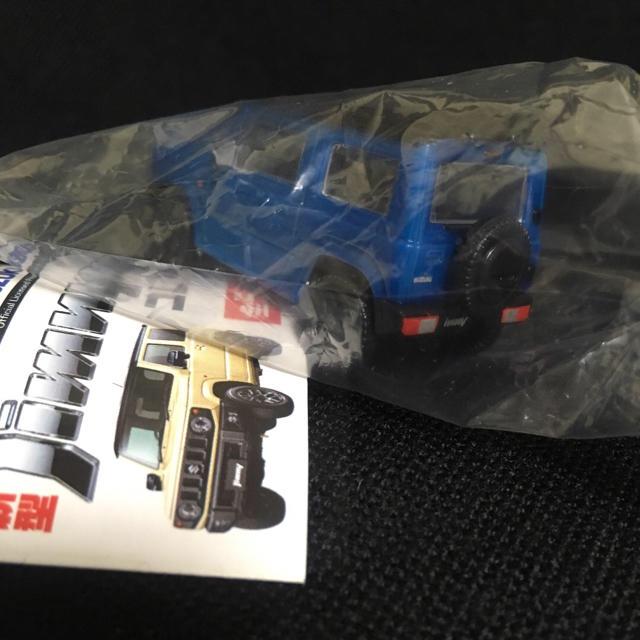 AOSHIMA(アオシマ)の新型ジムニー JB64 コレクション アオシマ ガチャ 2個セット エンタメ/ホビーのおもちゃ/ぬいぐるみ(ミニカー)の商品写真