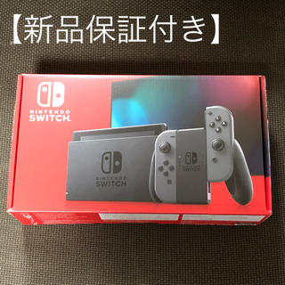 Nintendo Switch - 【新品】Nintendo Switch Joy-Con(L)/(R) グレー