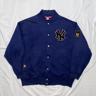 エフシーアールビー(F.C.R.B.)の【90'sVintage】NY Stadium Jacket(スタジャン)