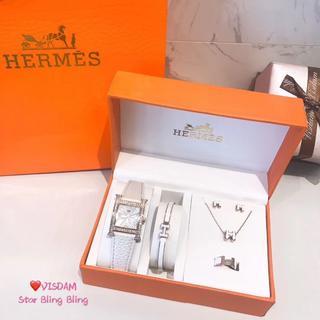 Hermes - 大人気 HERMES レディース 時計 5点セット