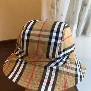 BURBERRY - 未使用❤バーバリーリバーシブル帽子