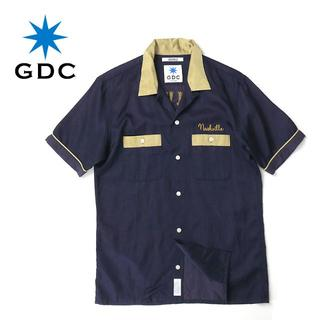 ジーディーシー(GDC)のGDC グランドキャニオン レーヨンブレンド◎ボーリングシャツ(シャツ)