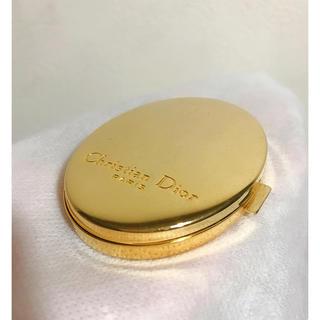 クリスチャンディオール(Christian Dior)のクリスチャンディオール Christian  Dior コンパクトミラー 手鏡(ミラー)