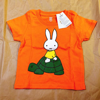 新品タグ付き ミッフィー Tシャツ 90cm 子供服