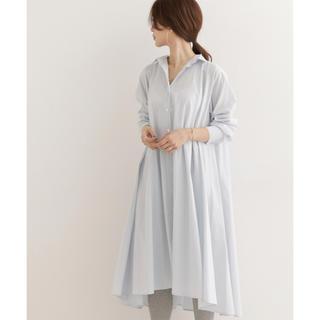 nest Robe - 定価2万円程 新品タグ付き ミズイロインド フレアワンピース