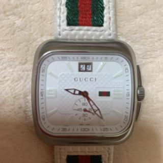 Gucci - 最終値下げ、早い物勝ち、グッチ腕時計