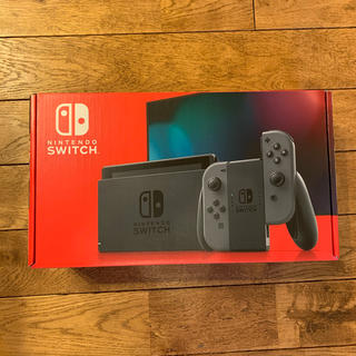 Nintendo Switch - Nintendo Switch グレー 本体