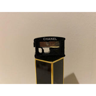 シャネル(CHANEL)のCAHNEL シャネル アイブロウペンシル シャープナー 新品未使用(アイブロウペンシル)