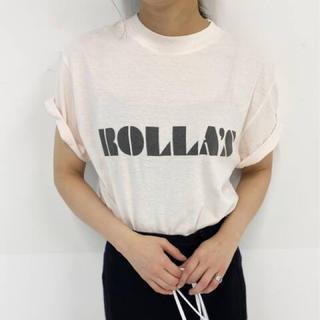 EDIT.FOR LULU - 即完売 今季ROLLA'S TシャツShinzone ROKU AURALEE