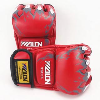リーボック(Reebok)の総合格闘技 MMA  柔術 フィンガー グローブ 即決希望(トレーニング用品)
