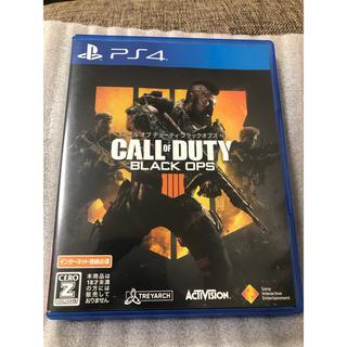 PlayStation4 - コール オブ デューティ ブラックオプス 4 PS4