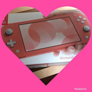 Nintendo Switch - Nintendo Switch Lite ニンテンドースイッチ ライト コーラル