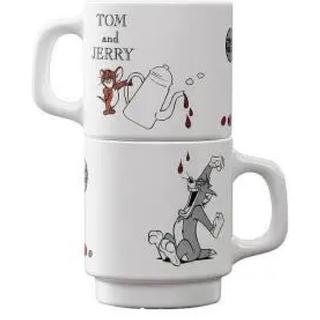 タリーズコーヒー(TULLY'S COFFEE)のTULLY'S COFFEE×トムとジェリー マグカップ (グラス/カップ)