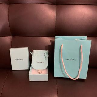 Tiffany & Co. - Tiffany  スクエアラップリング