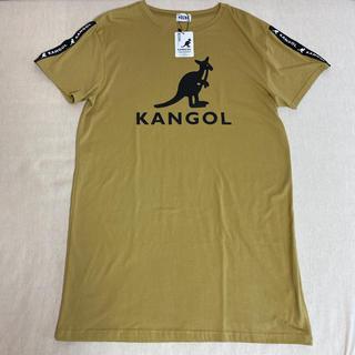 KANGOL - 【新品】KANGOL ワンピ M