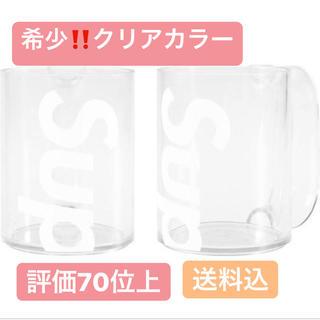 Supreme - 【送料込】Supreme®/Heller Mugs clear set of2