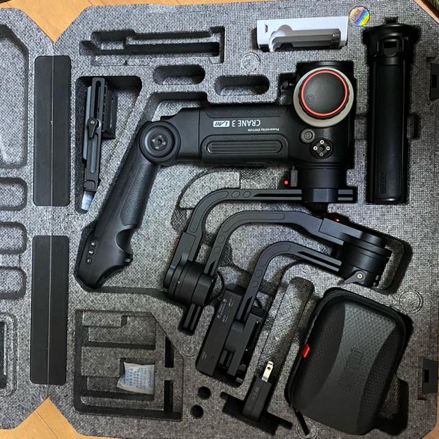 Zhiyun crane3 LAB スマホ/家電/カメラのカメラ(その他)の商品写真