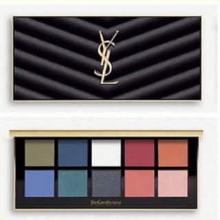 イヴサンローランボーテ(Yves Saint Laurent Beaute)のサンローラン  新作 アイシャドウ パレット サマコレ 新品 未使用 限定 夏(アイシャドウ)