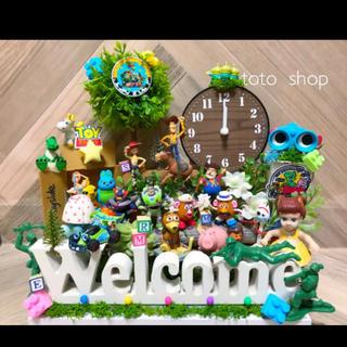 トイストーリーおもちゃの世界 No.37