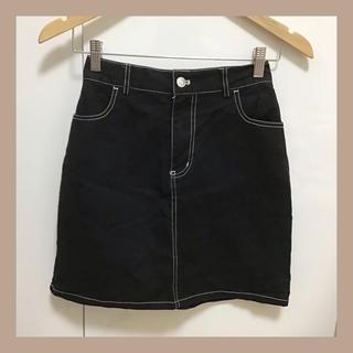 WEGO - ジーンズ生地タイトスカート