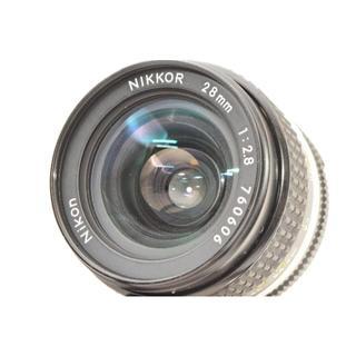 ニコン(Nikon)のG08★Nikon Ai-s NIKKOR 28mm F2.8 #2707C(レンズ(単焦点))