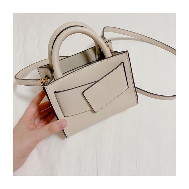 Mila Owen(ミラオーウェン)のmila owen ミニバッグ レディースのバッグ(ハンドバッグ)の商品写真