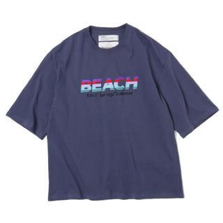 "Jieda - DAIRIKU 20SS""BEACH""Tシャツ新品"