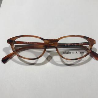 アランミクリ(alanmikli)のアランミクリ Alain Mikli ハンドメイド 眼鏡フレーム(サングラス/メガネ)