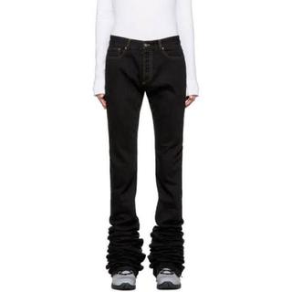 ジョンローレンスサリバン(JOHN LAWRENCE SULLIVAN)のyproject extra long jeans (デニム/ジーンズ)