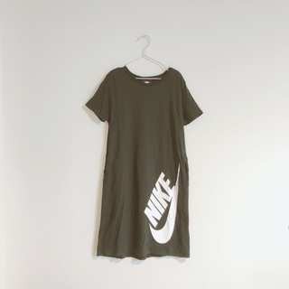 NIKE - 【美品】NIKE KIDS Tシャツワンピース