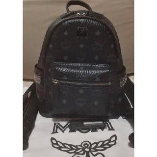 MCM - MCMリュック ブラック黒バックパックエムシーエムミニサイズ