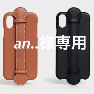 ロンハーマン(Ron Herman)のan..様専用 本革レザー iPhoneケース(iPhoneケース)