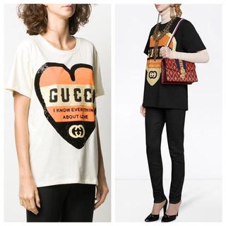 Gucci - gucci  tシャツ 今期新作 ワンピース