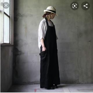 cavane キャヴァネ / Euro work apron 黒 (その他)