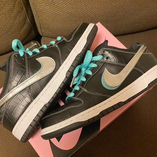 ナイキ(NIKE)のDIAMOND SUPPLY CO. × NIKE SB DUNK  28.5(スニーカー)