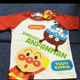 アンパンマン - アンパンマンTシャツ100センチ♡