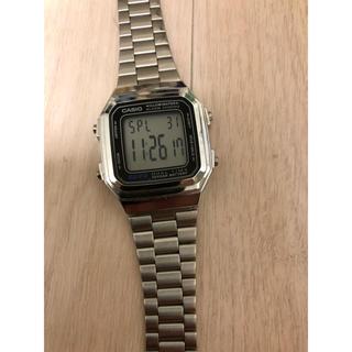 カシオ(CASIO)のカシオ腕時計稼働品(腕時計(デジタル))