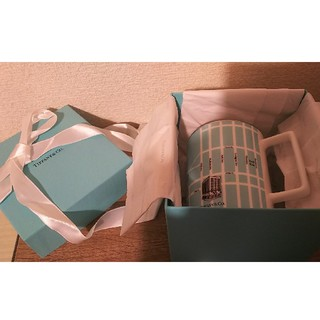 Tiffany & Co. - ニューヨーク限定ティファニーマグ