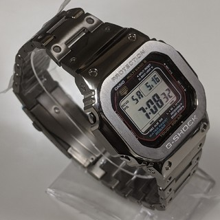 ジーショック(G-SHOCK)のG-SHOCK GW-M6910 ステンレスシルバー カスタム 電波ソーラー(腕時計(デジタル))