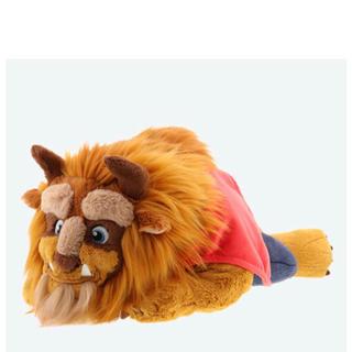 Disney - 新品 美女と野獣 抱き枕 ぬいぐるみ