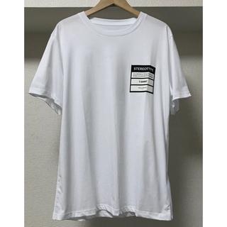 マルタンマルジェラ(Maison Martin Margiela)のメゾンマルジェラ Tシャツ 46(Tシャツ/カットソー(半袖/袖なし))